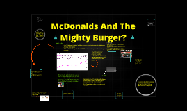 Copy of How does mcdonalds effect the economy?