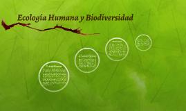 Ecología Humana y Biodiversidad