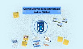 Sosyal Medya - Sunum