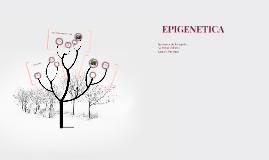 Copy of EPIGENETICA