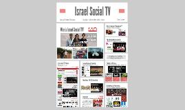 Israel Social TV - Chen
