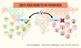 DO'S AND DON'TS IN ROMANIA