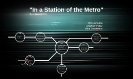 """In a Station of the Metro"""
