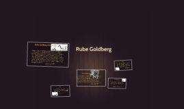 Copy of Rube Goldberg