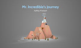 Mr. Incredible's Journey