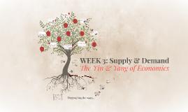 Copy of WEEK 3: Supply & Demand
