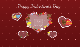 Copy of Copy of Valentines Day Prezi Template