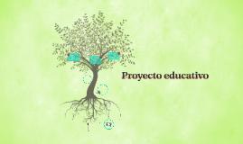 Proyecto educativ