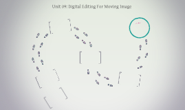 Unit 09: Digital Editing For Moving Image
