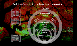 CRTA Convention: Building Capacity in Learning Communities
