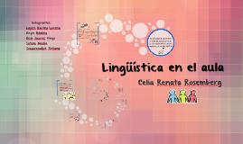 Lingüística en el aula