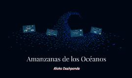 Amenzanas de los Oceános