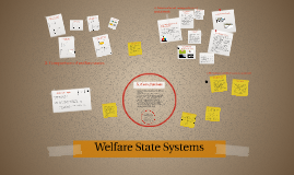 Welfare State Systems