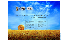 Tögl og Haldir