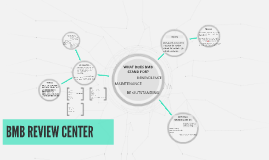 BMB REVIEW CENTER