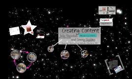 FETC: Creating Content