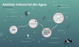 Análisis Industrial del Agua