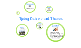 Living Environment Themes