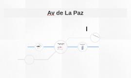 Av de La Paz