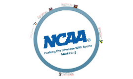 NCAA: Pushing the Envelope With Sports Marketing