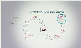 Copy of Contraloria Social paso a paso