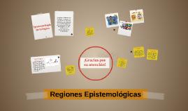 Regiones Epistemológicas