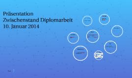 Copy of Zwischenstand Diplomarbeit