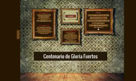 Centenario de Gloria Fuertes