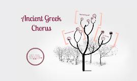 Ancient Greek Chorus