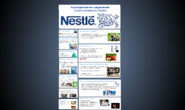 nestle marketing and corporate social responsibility Corporate social responsibility (csr), and finding out its scope taking the case huge competitive advantages, such as better access to capital and markets, boosted sales drawbacks of nestle csr above all the mentioned activities being contributed to the society there has been much.