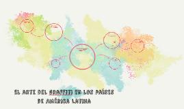 El arte del graffiti en los países de América Latina