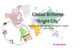 Ciudad Brillante