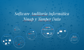 Copy of Software Auditoria informática