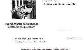 Educación en las cárceles