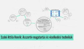 Copy of Asszertív technika