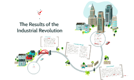 Changes During and After the Industrial Revolution