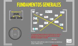 """FUNDAMENTOS GENERALES """"METODOLOGIA DE INVESTIGACION"""""""