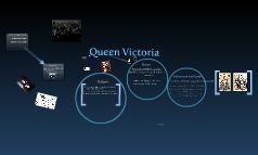 Queen Victoria; English Prezi
