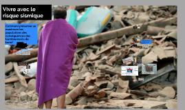 vivre avec le risque sismique