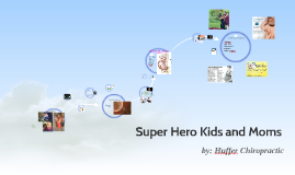 Super Hero Kids and Moms