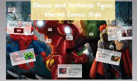 Clauses and Sentence Types: