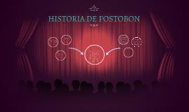 HISTORIA DE POSTOBON