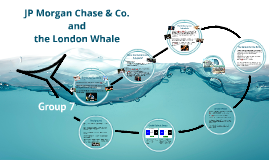 JP Morgan and the London Whale Single Transitions