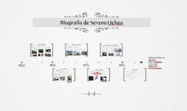 Biografía de Severo Ochoa