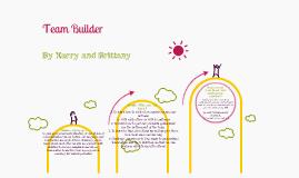 Team Builder 2012