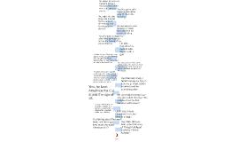 Okonkwo's Timeline