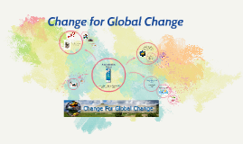 Copy of Copy of Change for Global Change