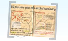 55-plussers met een alcoholverslaving