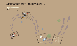 A Long Walk to Water - Chapters 14 & 15