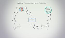 PROCESO Y CODIFICACION DE LA PERSUACION